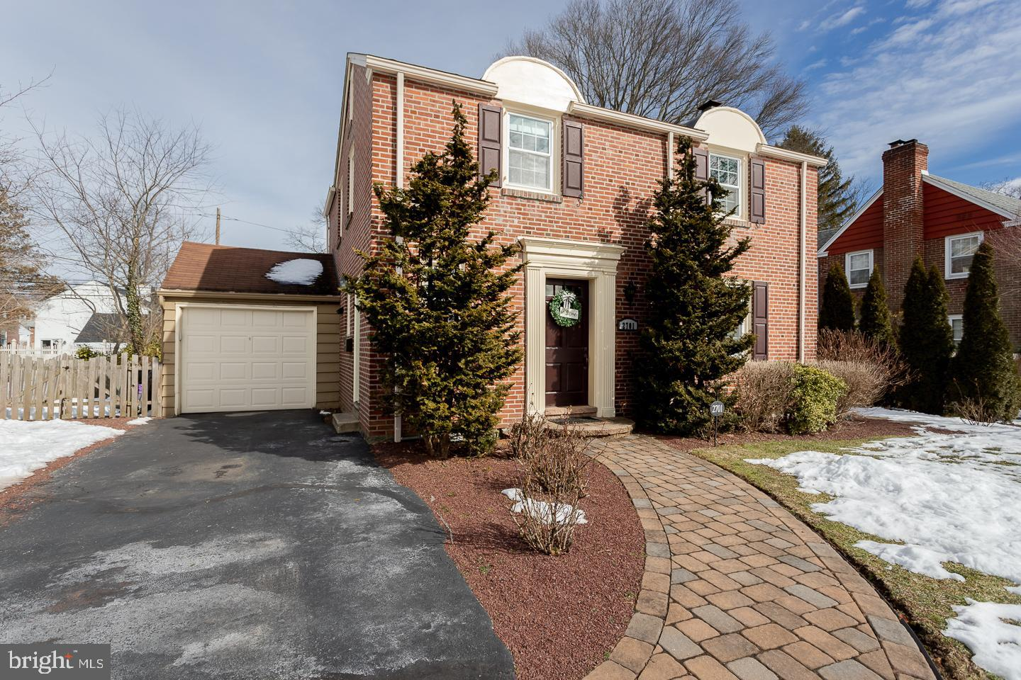 2701 Woodleigh Road Havertown, PA 19083