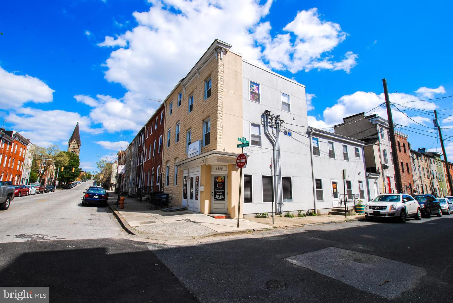 1725/ 1729 East Lombard Street   - Baltimore, Maryland 21231