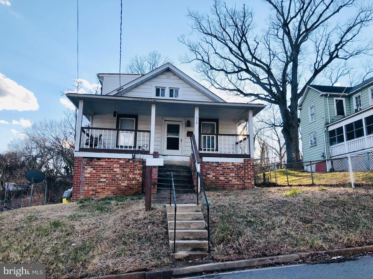 514 67th Place Capitol Heights, MD 20743