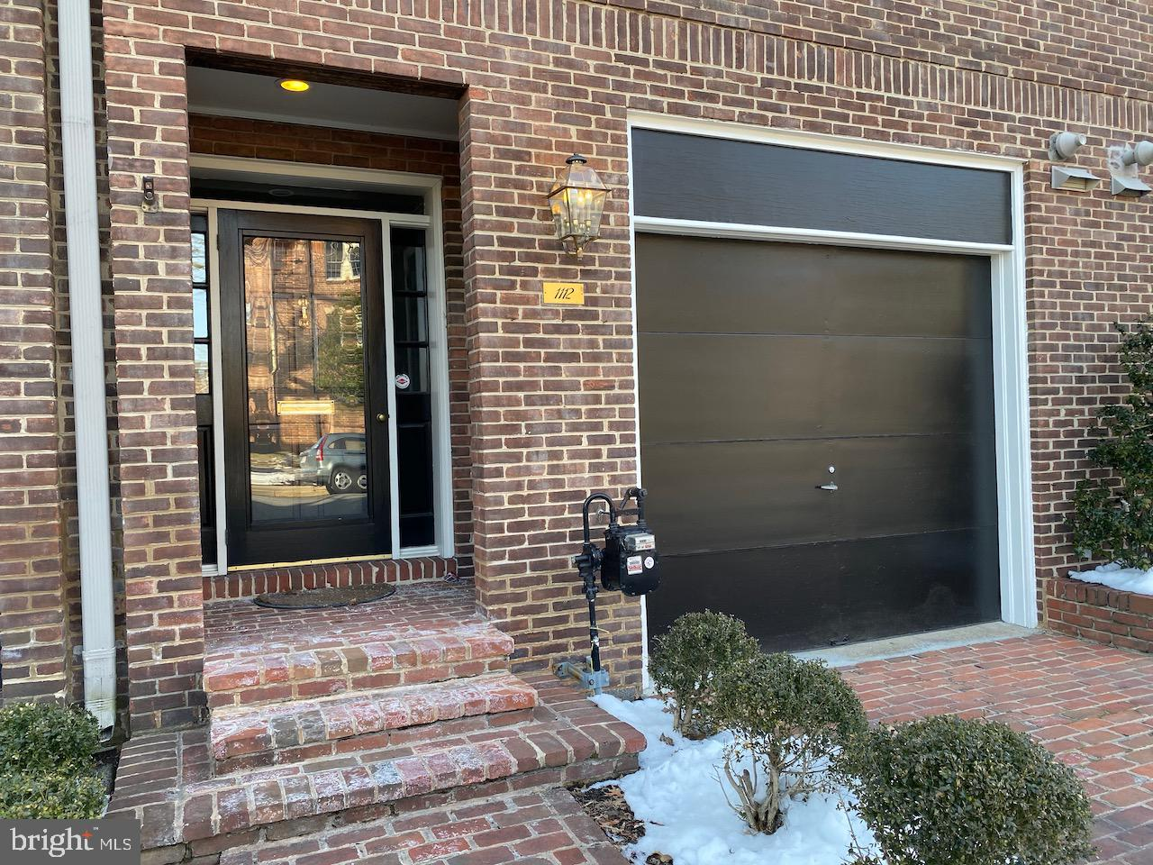 Stunning 4 level town home with spacious garage in the heart of Old Town Alexandria within walking distance to Potomac waterfront, many shops and restaurants. Numerous update include brand new Quartz counters, Bosch dishwasher and water heater(Dec 2019). Built-in Subzero refrigerator built-in microwave, gas range and double sink. Breakfast room with built-in bookcases and pantry closet. List of numerous updates available upon request. Hardwood floors throughout on all four levels and three wood burning fireplaces. The entry level family room features a unique corner wet- bar, third full bath, wood burning fireplace and French doors to the fully fenced backyard with deck, patio and storage shed. Beautiful main level Living room with another wood burning fireplace and French doors opening to Juliette balconies. Formal Dining room with chair rail and crown moldings. Very large master suite with a wood burning fireplace flanked by double closets. Second bedroom, 2 full bath and convenient laundry area are also on upper level 1. Upper level 2 includes the third bedroom, a full bath and large gabled storage room. Convenient to DC and walking distance to everything that Old Town Alexandria has to offer