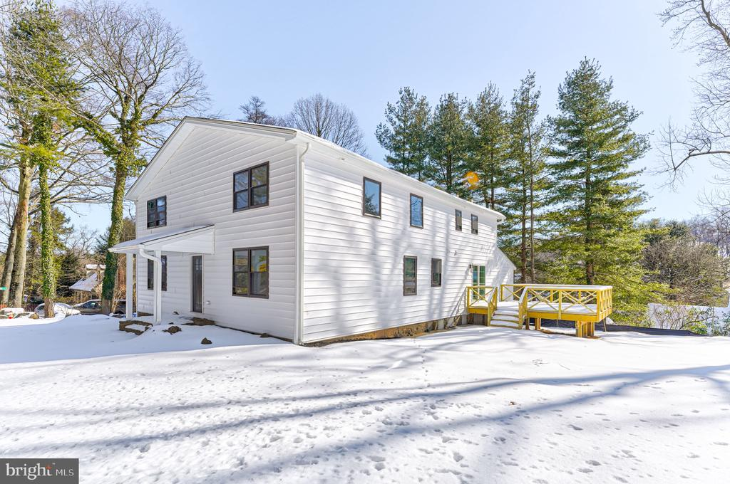 Beautifully renovated home from top to bottom on over 1/2 acre of ground.