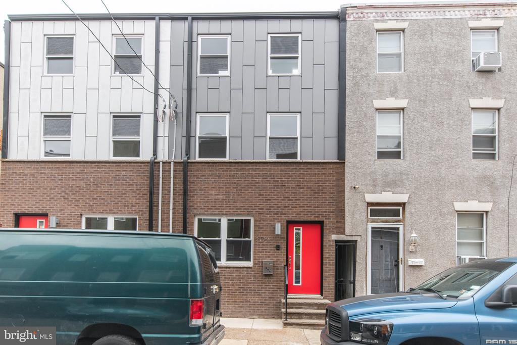 Welcome to this beautifully done 3 bedroom 2.5 bath house in the highly desired Fishtown location. Finished basement, half bath on the first floor and a nice outdoor space are just some of the houses features. The second floor features 2 big bedrooms with great closet space, a laundry for that added convenience and a very large nice bathroom. The third floor is the master suite and it features, a walk in closet and one of the best features of the house, a spa like bathroom. NOT TO MENTION THIS HOME HAS 9 YEARS LEFT ON THE TAX ABATEMENT! This property is currently rented for 2,600 a month and the current occupants are the only people to ever live in the home. The lease expires April 30th.