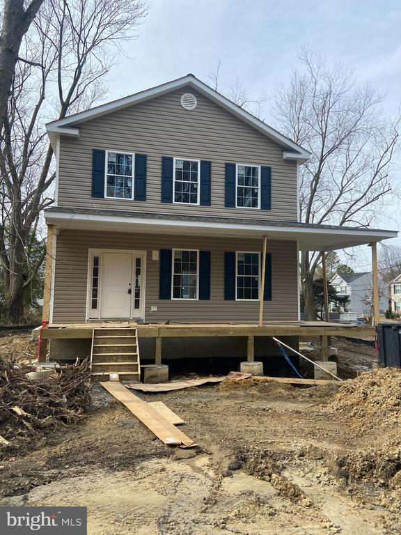 """Quality construction and finishes are underway on this Brand New (3) Bedroom (2.5) Bath home near North Point State Park.  This is a well built """"Detached"""" home being offered at a town-home price! This is a turn key home just a few weeks away from its delivery. Move right in and enjoy the upcoming spring and summer. The rear deck is permitted however not included in the asking price nor does the sale include a finished basement. The basement has a full bath rough in for future buildout. The location and zip code of 21219 is becoming the place to be with super easy access to I-695, I-95, points North in Baltimore County and South over the Key Bridge.  Did I mention there are no HOA guidelines or payments! ALSO BIG NEWS TODAY> Trade Point Atlantic and Baltimore County have also just approved a mega park complex outfitted with Lighted Turf Field, Community Center, Fishing Pier, Paddle Sport Launch, Walking Paths, Picnic Area, Electric Car Charging Station all to be powered from Solar Panel array.   Many national and local media articles have recently mentioned Sparrows Point and its enormous resurgence. Act now before it's too late."""