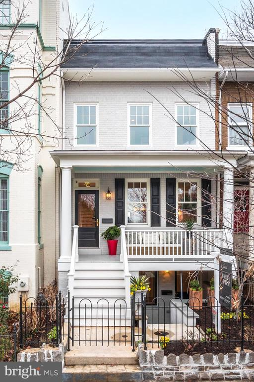Artfully inspired and originally built as the personal residence of the revered craftsman behind Pitch Pine Building Co., 238 11th is an unparalleled marriage of intelligent design and architectural mastery. This classic Lincoln Park porch-front opens up to a stunning, sun-drenched seven bedroom, four and a half bath home steps to Eastern Market, Wine & Butter, and Maury Elementary. Beyond the stoop and inside, the residence covers nearly 4,000 square feet across four levels with a top-floor master suite, roof-deck and separate basement rental. Unrivaled proportions with peerless personality – this is home as you've always dreamed it.
