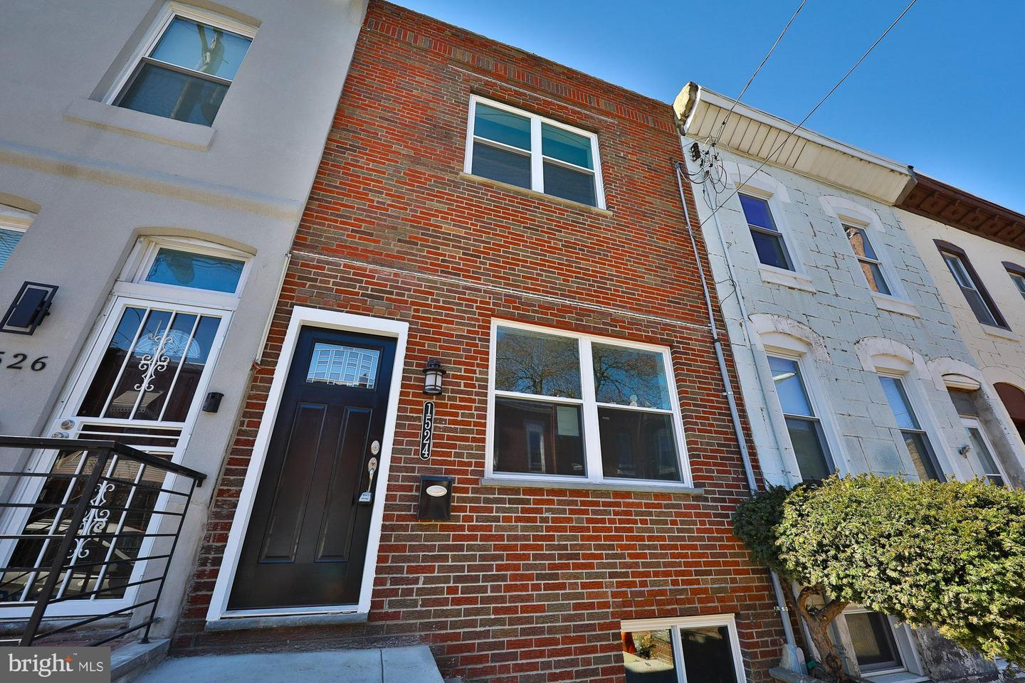 1524 S 20th Street Philadelphia , PA 19146