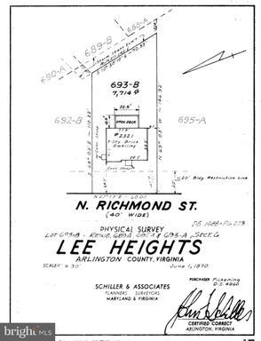 2321 N Richmond St Arlington VA 22207