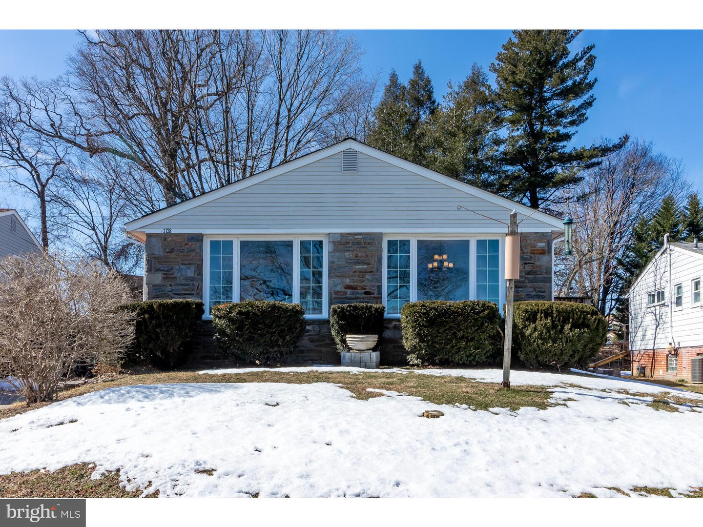 1728 Green Valley Road Havertown, PA 19083