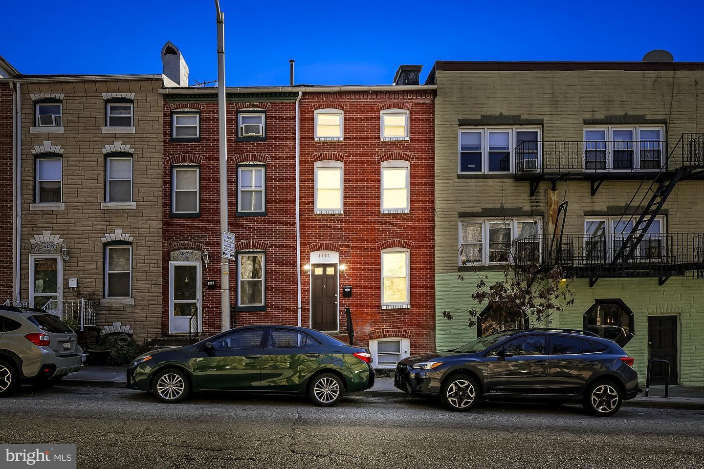1807 Lombard Street   - Baltimore, Maryland 21231