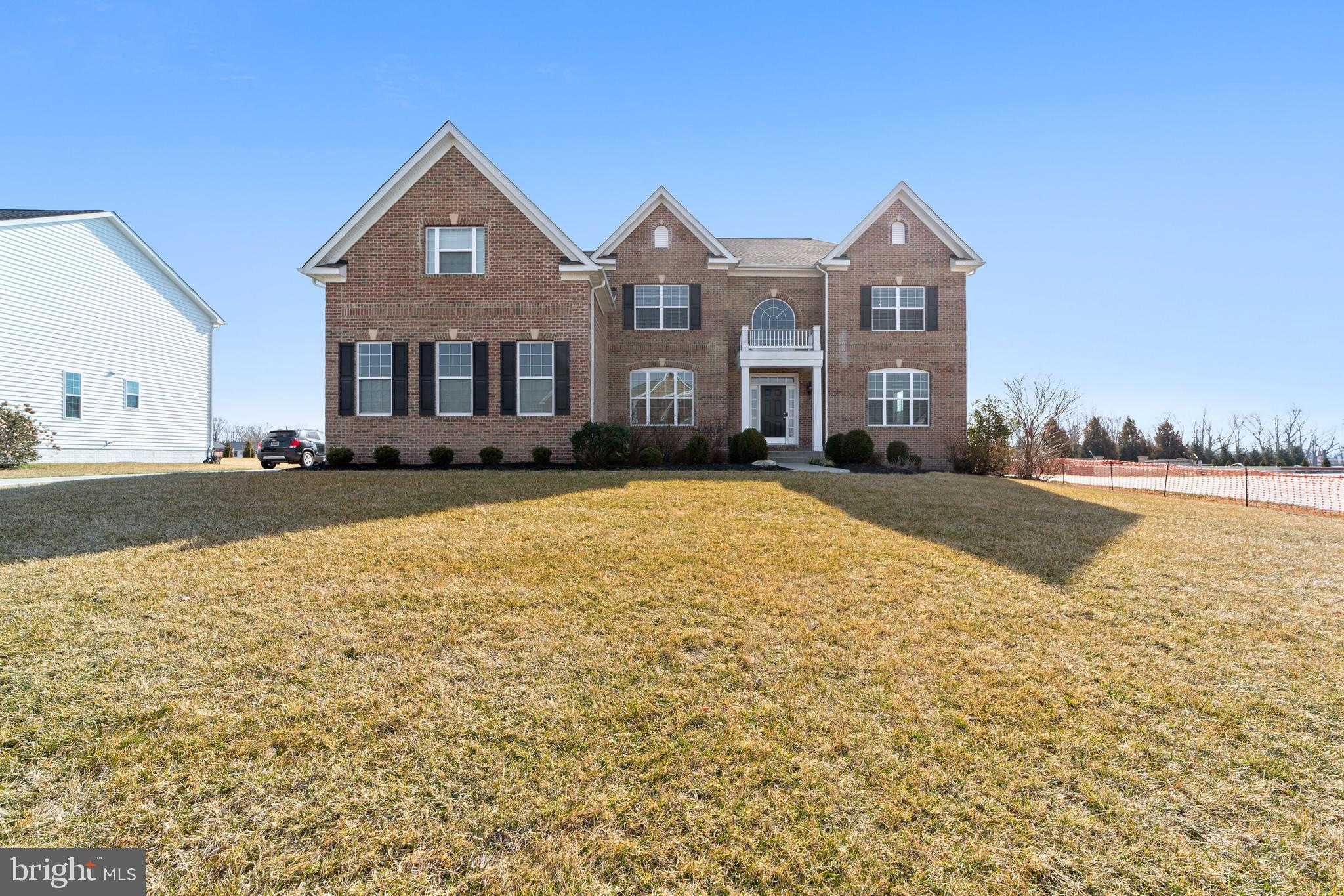 Showings begin Saturday 3/20/21 Don't miss your opportunity to own this home in the highly sought after Estates at Cedar Lane. Upon entering the grand two-story foyer, you will find a formal living room on the right and a beautiful formal dining room to the left. Pristine hardwood floors lead you into the two-story family room with a floor-to-ceiling stone fireplace and coffered ceilings. At the heart of this fine home is the large eat-in kitchen with an adjoining breakfast room. The oversized island and breakfast bar are great for socializing. The kitchen also boasts a walk-in pantry, double wall ovens, gas cooking and stainless steel appliances. The main level also offers a large, private office and a half-bath. Up the impressive staircase is a main bedroom retreat with a huge walk-in closet and private bath with soaking tub and dual vanities. The second bedroom also boasts a private bath while the third and fourth bedroom share a Jack and Jill-style bath. A laundry room with a sink and storage closet complete this level. The finished walk-out basement adds approximately 2,000+ square feet of extra living space with a theater room, large family/game room with rough in for a wet bar, a fifth bedroom and fourth full bath. See this one today!