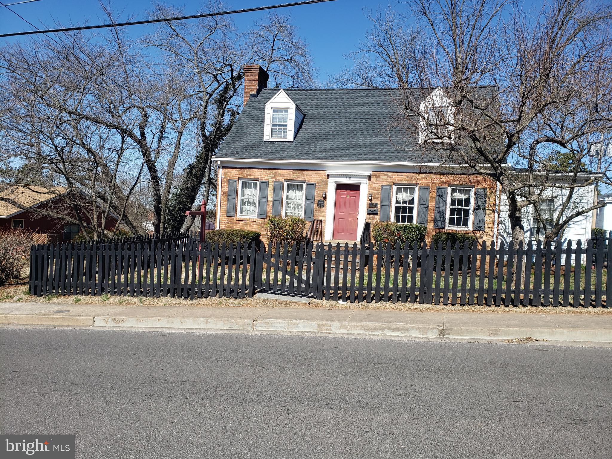 110 W Scanlon St, Culpeper, VA, 22701