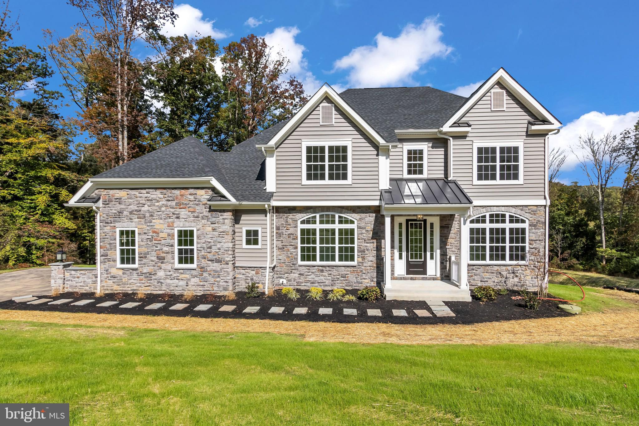 """Third Generation Builders proudly offers the Dilworthtown Model at 1541 Tattersall Way in West Chester!  This premium homesite offers stunning golf course views in West Bradford Township's Tattersall Community is a rare opportunity to build a customized home in an established desirable neighborhood.  You won't be bothered with the inconveniences that go along with new development construction here!  Finally, new construction is available on a large lot with public utilities in West Chester!  Choose from 3  brilliantly designed floor plans, each featuring open concept living and size in the rooms where you want it most!  All models come with a generous included features package including hardie board siding enhanced by stone water table, 30 year dimensional roof shingles, 9' ceiling height on all 3 levels, extensive hardwood flooring, oak stairs, 42"""" cabinets, soft close doors and drawers, granite counters, oversized island, handsome trim detail and cozy family room fireplace!  Need more space?  Exciting structural options are available including in law suite, 5th bedroom, secondary bedroom en suite, 10' ceiling, finished basement, deck, patio and much much more!  Need more value?  You will love the energy efficient and smart home features including R-38 ceiling and R-18 sidewall insulation, water saving plumbing, quick recovery water heater, high efficiency forced hot air, 13 SEER central air conditioning, programmable thermostats, low E vinyl windows and insulated exterior doors.  Looking for community amenities?  Broad Run's clubhouse, Bordley House Grille and the first tee is literally a short enjoyable walk down the hill!  You will thoroughly enjoy the neighborhood location.  In just a short drive you can be in vibrant West Chester or Downingtown Boroughs and even closer is the quaint village of Marshalltown!  Third Generation Builders employ a hands on approach with personal attention to detail and adherence to the highest standards.  Bring your dreams and idea"""