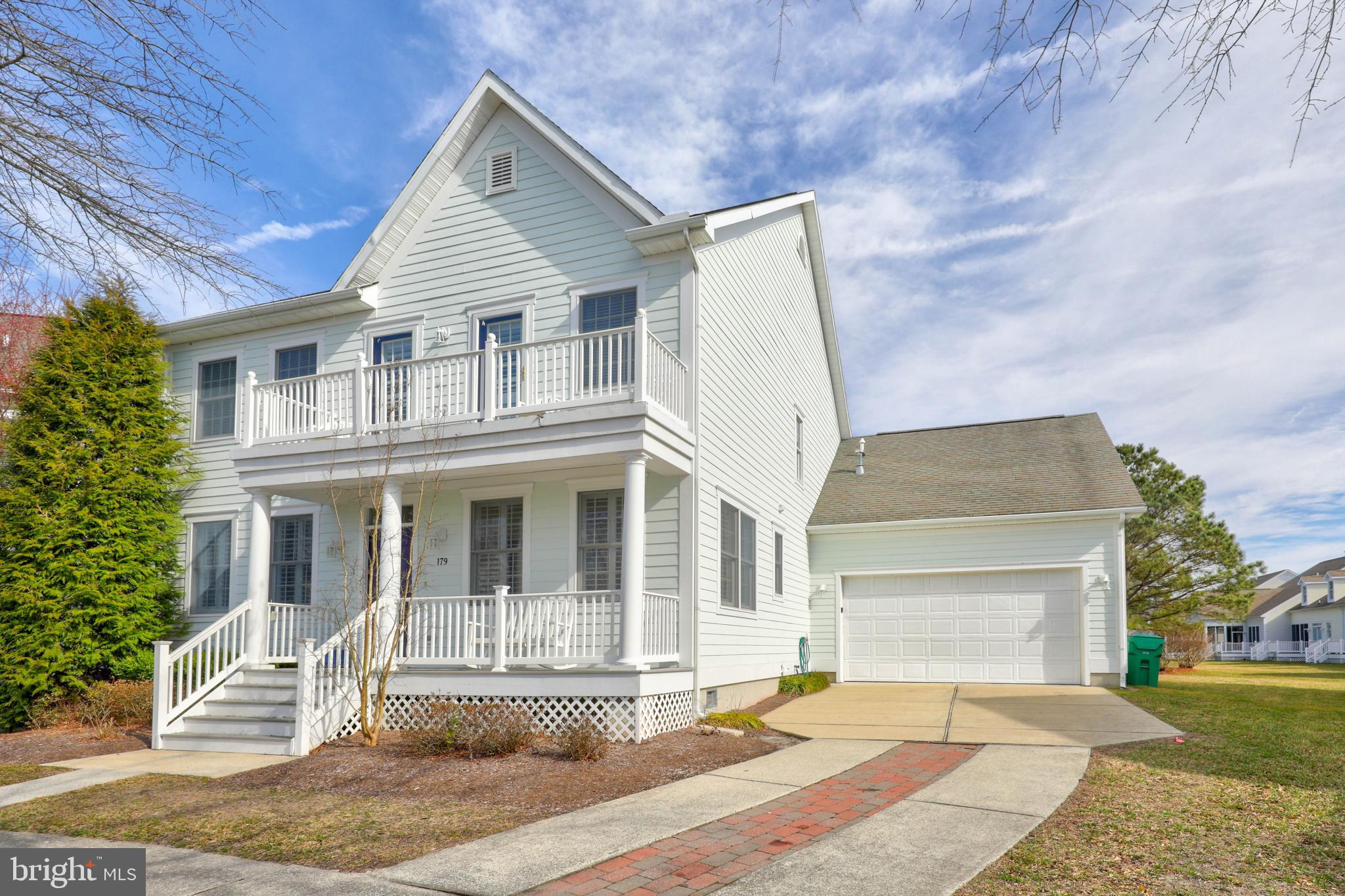 Amazing investment opportunity in the sought after community of Bear Trap Dunes is now available!  This 6 bedroom, 4 bath Single Family home offers 2878 sq. ft. with a unique floor plan that is rarely seen or offered for sale.  Located on a quiet cul-de-sac with double pond views, this golf/beach home has a proven gross rental return of 68K, per year!  The first floor boasts an oversized Master Bedroom with Spa Bath, 2 Guest Suites with shared Bath, spacious Kitchen with Island seating, farm table Dining area and natural lighting throughout. A second floor Master Ensuite and 2 additional Guest Bedrooms with shared Jack and Jill Bath make this home a spectacular gathering place for family and friends for Summer vacations and Spring and Fall get-a-ways.  Styled with coastal furnishings and equipped with everything you need so this home is turn-key and ready to go! Plus an incredible game room with pool table, ping pong table, dart board, music and other fun filled games to enhance your vacation experience.  Multiple balconies, front porch, screen porch and paver patio with grill offer excellent outside dining and extended living areas. Hop on the Bear Trap Beach Shuttle to the award winning Bethany Beach and all its fabulous shops and eateries.  The Quiet Resorts are waiting for you and Bear Trap is just where you want to be!  Bear Trap Dunes is an award winning community with outstanding amenities. Indoor/outdoor pools, tennis, fitness center with whirlpool and saunas, basketball, pickleball and the Bear Trap Dunes Golf Course and Clubhouse with restaurant and bar. It is all that you were hoping for!