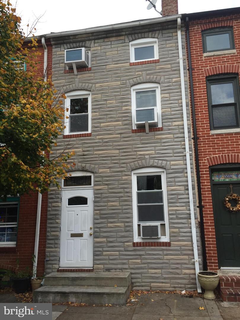 1808 Gough Street   - Baltimore City, Maryland 21231
