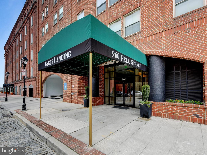 960 Fell Street  #202 - Baltimore, Maryland 21231