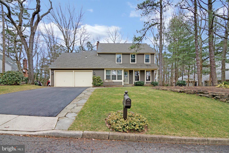 14 Redstone Ridge Voorhees, NJ 08043