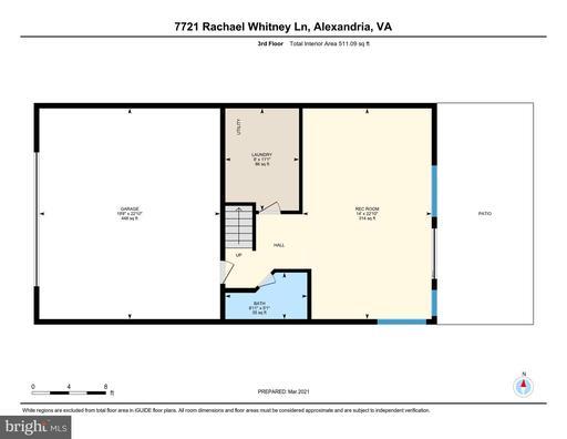7721 Rachael Whitney Ln Alexandria VA 22315