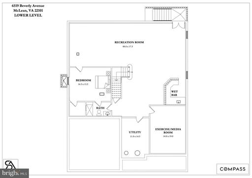 6519 Beverly Ave Mclean VA 22101