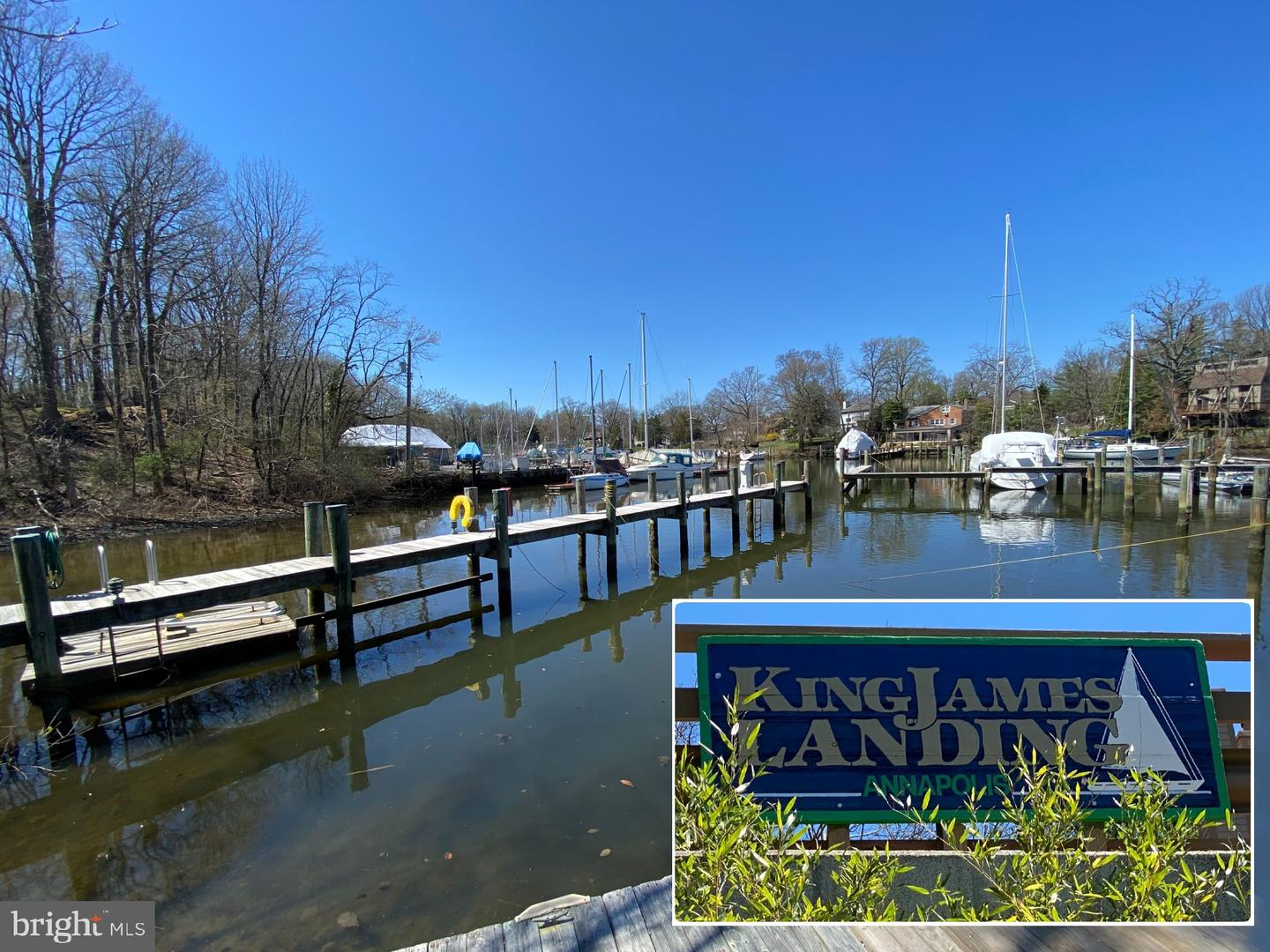 936 King James Landing Road   - Annapolis, Maryland 21403