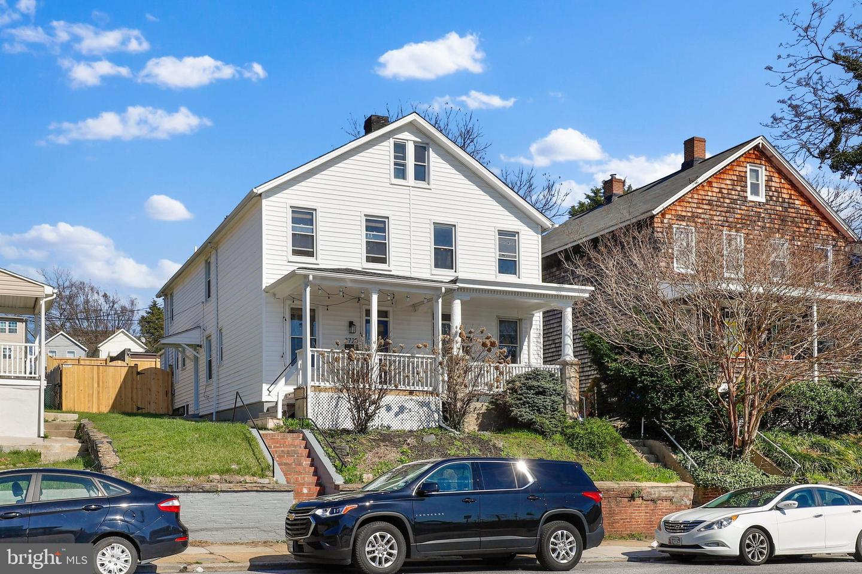 3723 Falls Road   - Baltimore, Maryland 21211