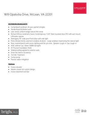 1819 Opalocka Dr Mclean VA 22101