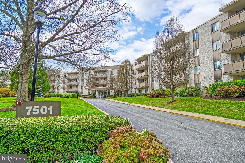 7501 Democracy Boulevard  #B-226 - Bethesda, Maryland 20817