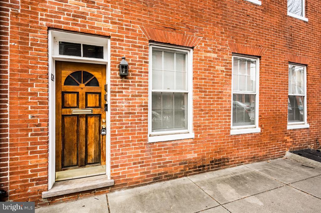 824 Bond Street  #B - Baltimore City, Maryland 21231