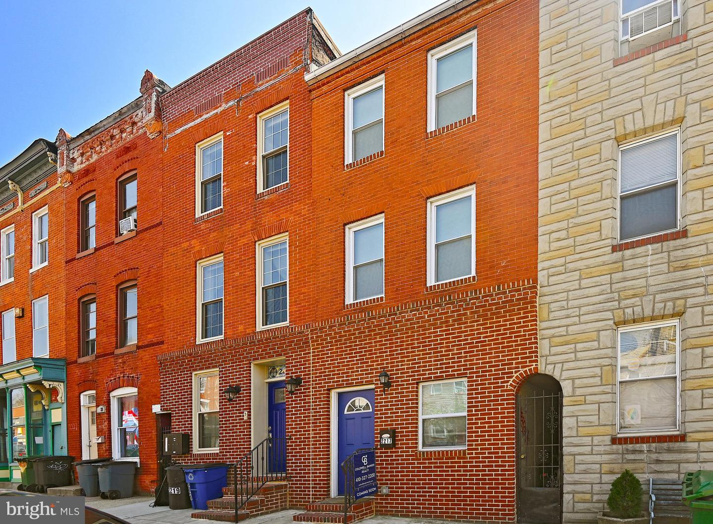 2217 Eastern Avenue   - Baltimore, Maryland 21231