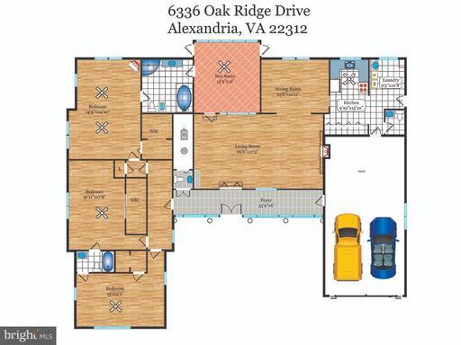 6336 Oak Ridge Dr Alexandria VA 22312