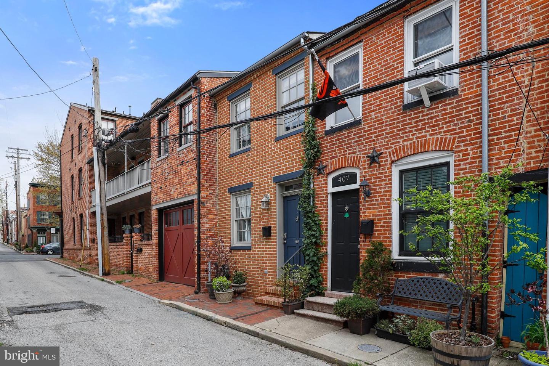 405 Chapel Street   - Baltimore, Maryland 21231