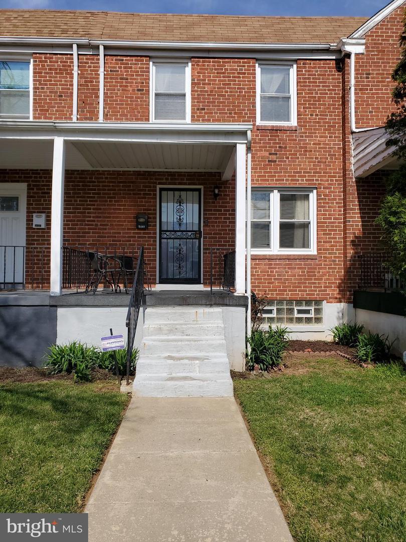 5403 Price Avenue Baltimore, MD 21215