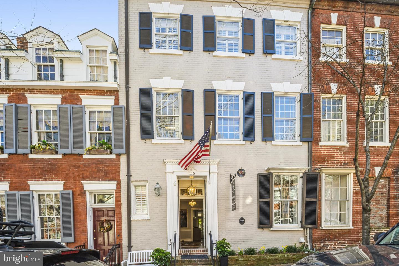 116 Prince Street   - Alexandria, Virginia 22314