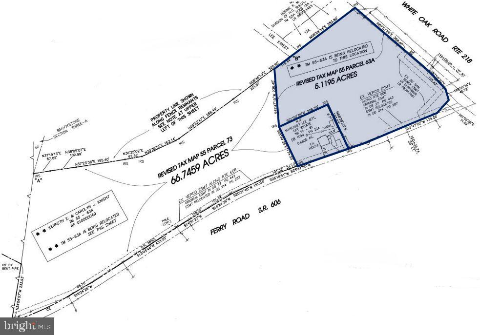 This Listing is a 6 acre Comercial land parcel. No photos of the old house were provided.
