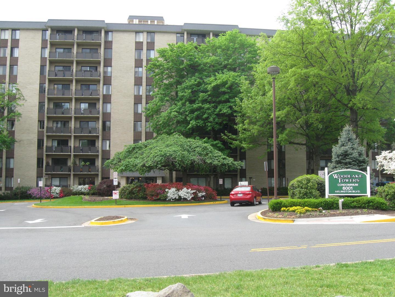 6001 Arlington Boulevard  #601 - Fairfax, Virginia 22044