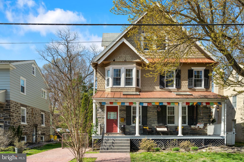 19 Elmwood Avenue Narberth, PA 19072