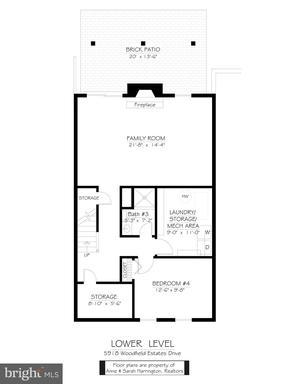5918 Woodfield Estates Dr Alexandria VA 22310