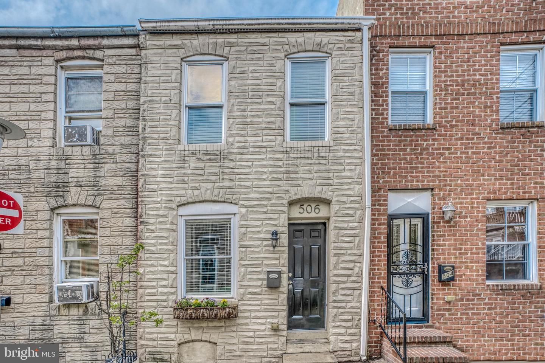 506 Bradford Street   - Baltimore, Maryland 21224