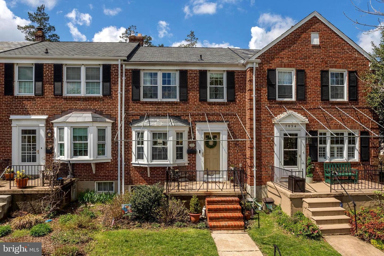 7032 Heathfield Road   - Baltimore, Maryland 21212