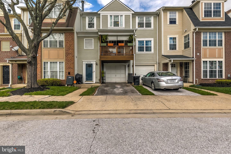 4136 Hunters Hill Circle   - Randallstown, Maryland 21133