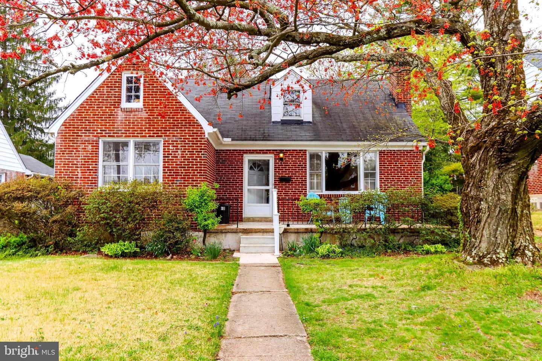 312 Waveland Road   - Catonsville, Maryland 21228