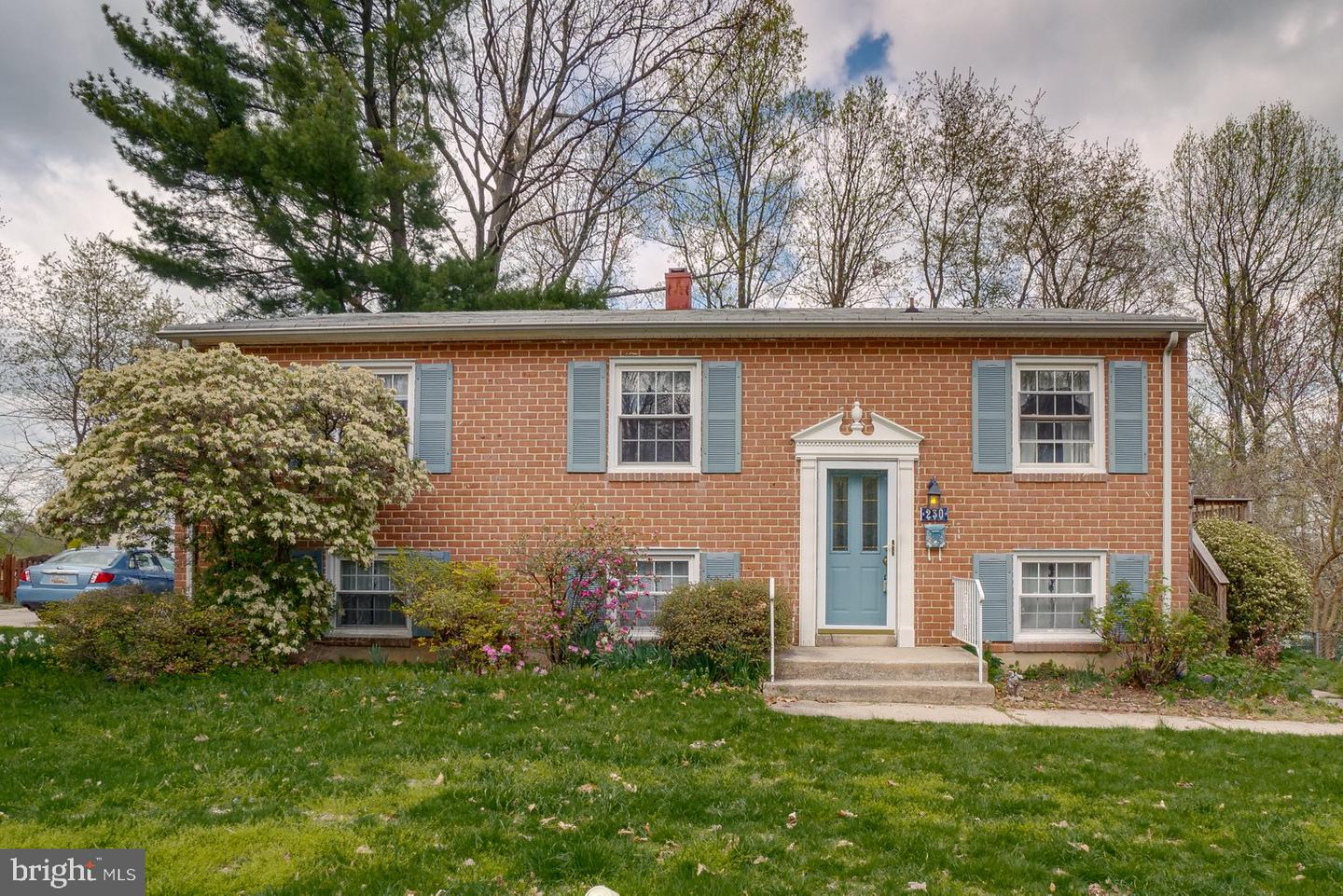 230 Walgrove Road   - Reisterstown, Maryland 21136