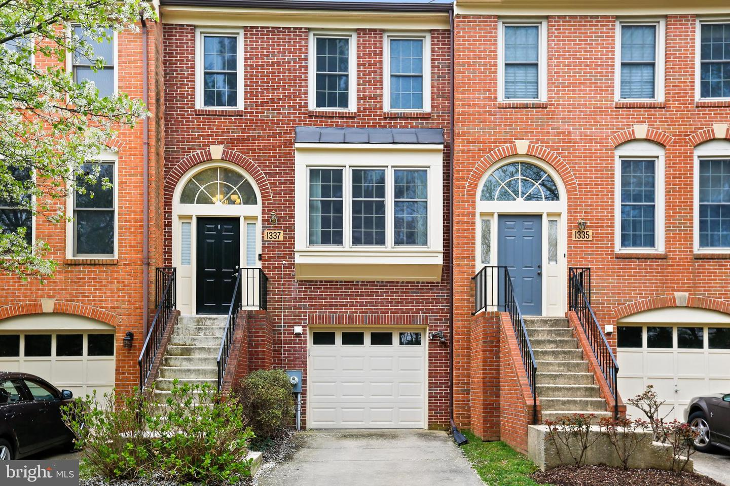 1337 Templeton Place   - Rockville, Maryland 20852