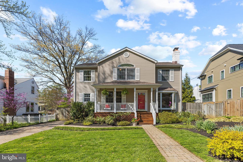 4541 Chelsea Lane   - Bethesda, Maryland 20814