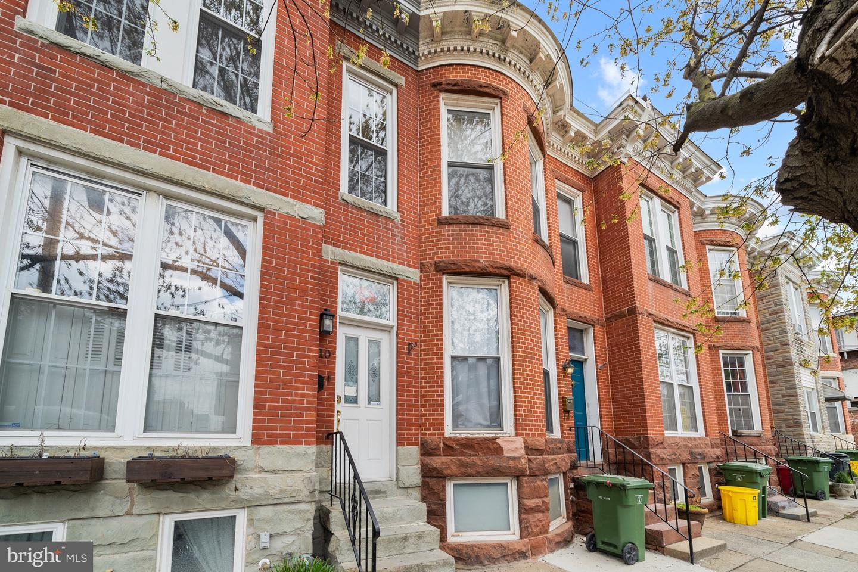 110 Ostend Street   - Baltimore, Maryland 21230