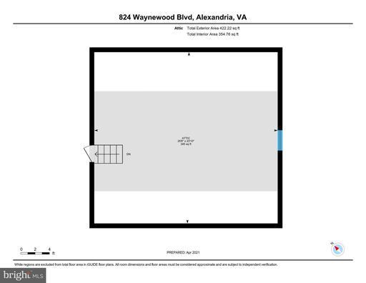 824 Waynewood Blvd Alexandria VA 22308