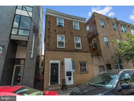 Property for sale at 617 S 7th St #B, Philadelphia,  Pennsylvania 19147