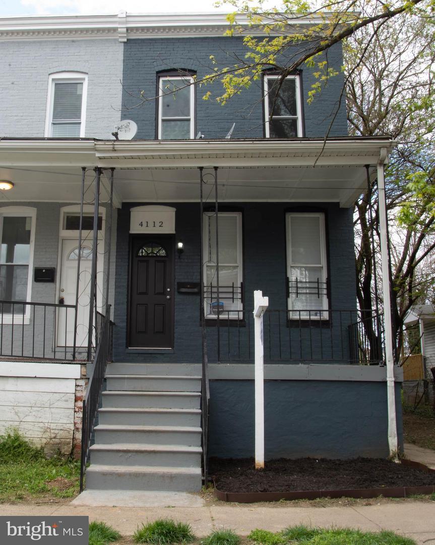 4112 Newton Avenue Baltimore, MD 21215