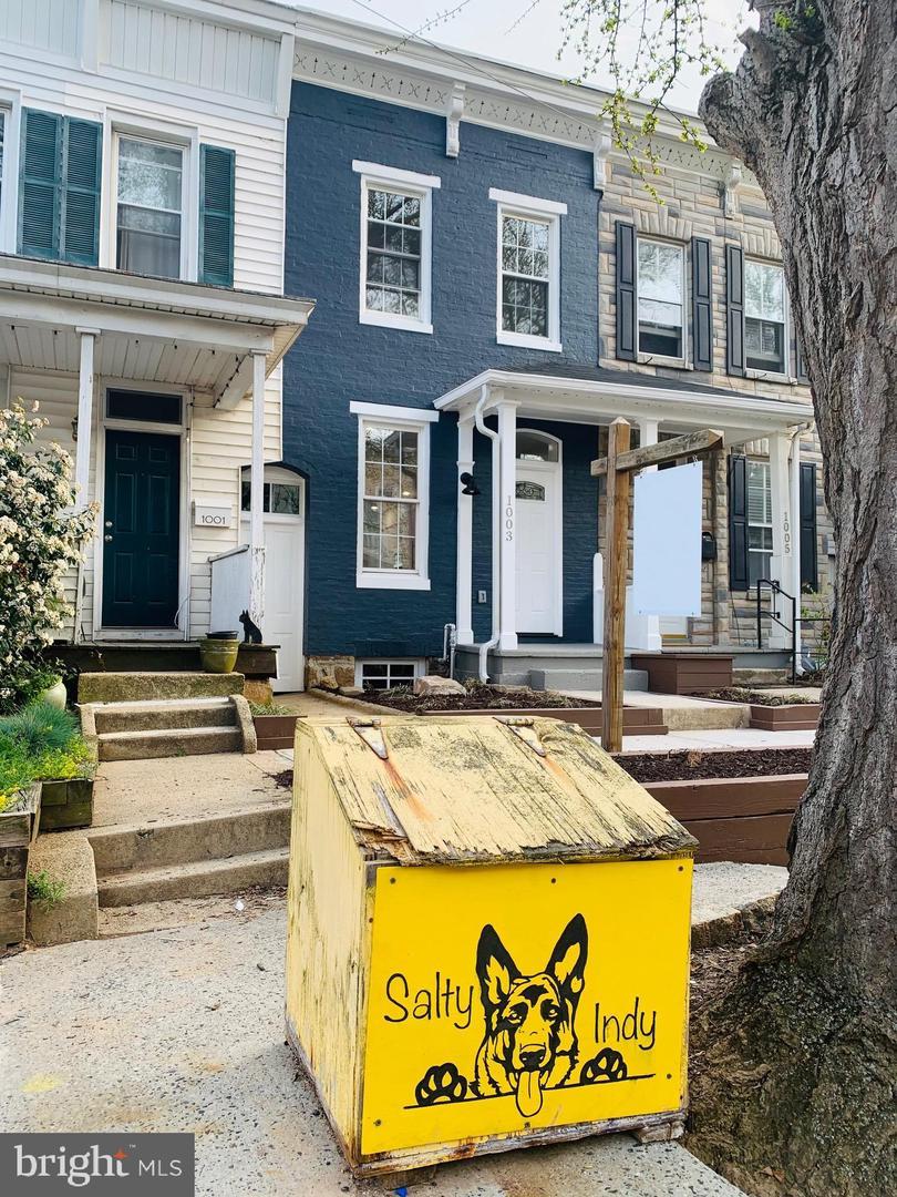 1003 38th Street   - Baltimore, Maryland 21211