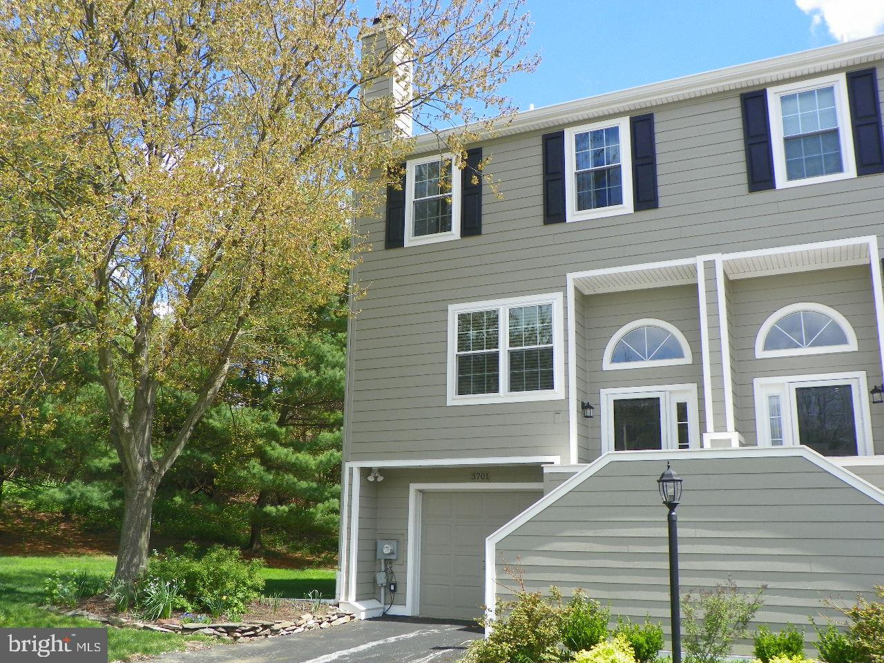 3701 Columbia Court Way Newtown Square, PA 19073
