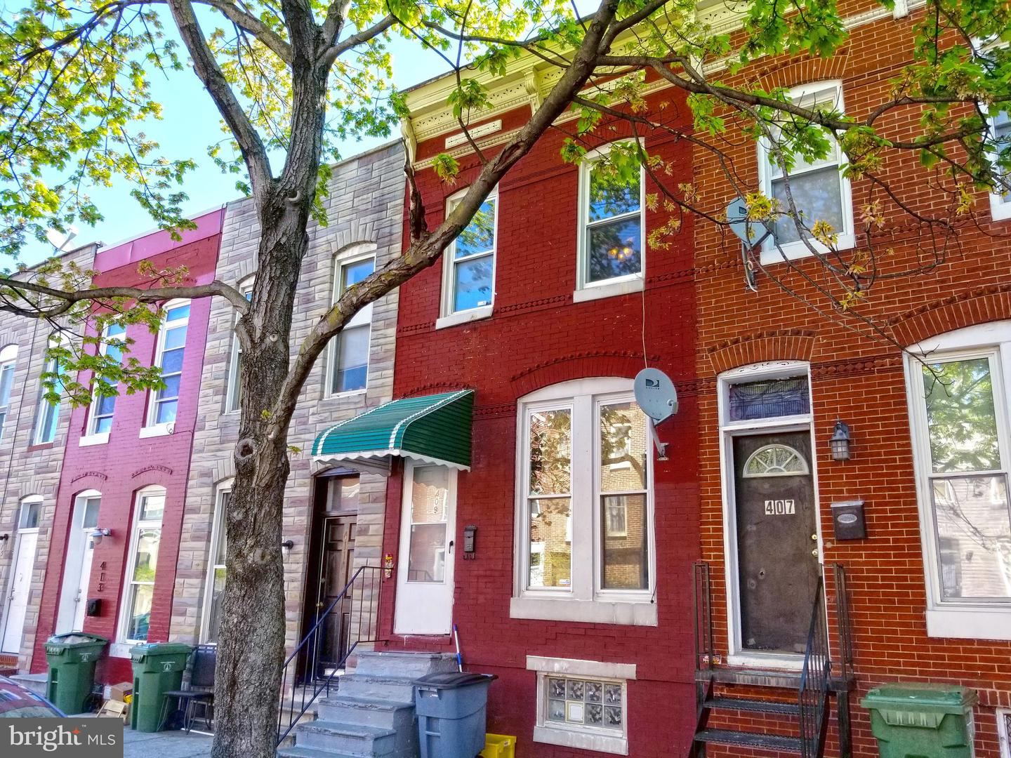 409 Chester Street   - Baltimore, Maryland 21231
