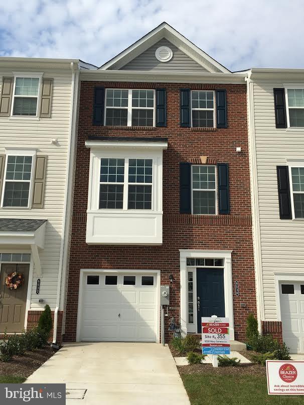 9530 Mary Geneva Lane   - Baltimore, Maryland 21117